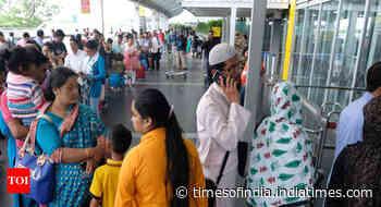Kolkata: Flight delays, cancellation spark protest