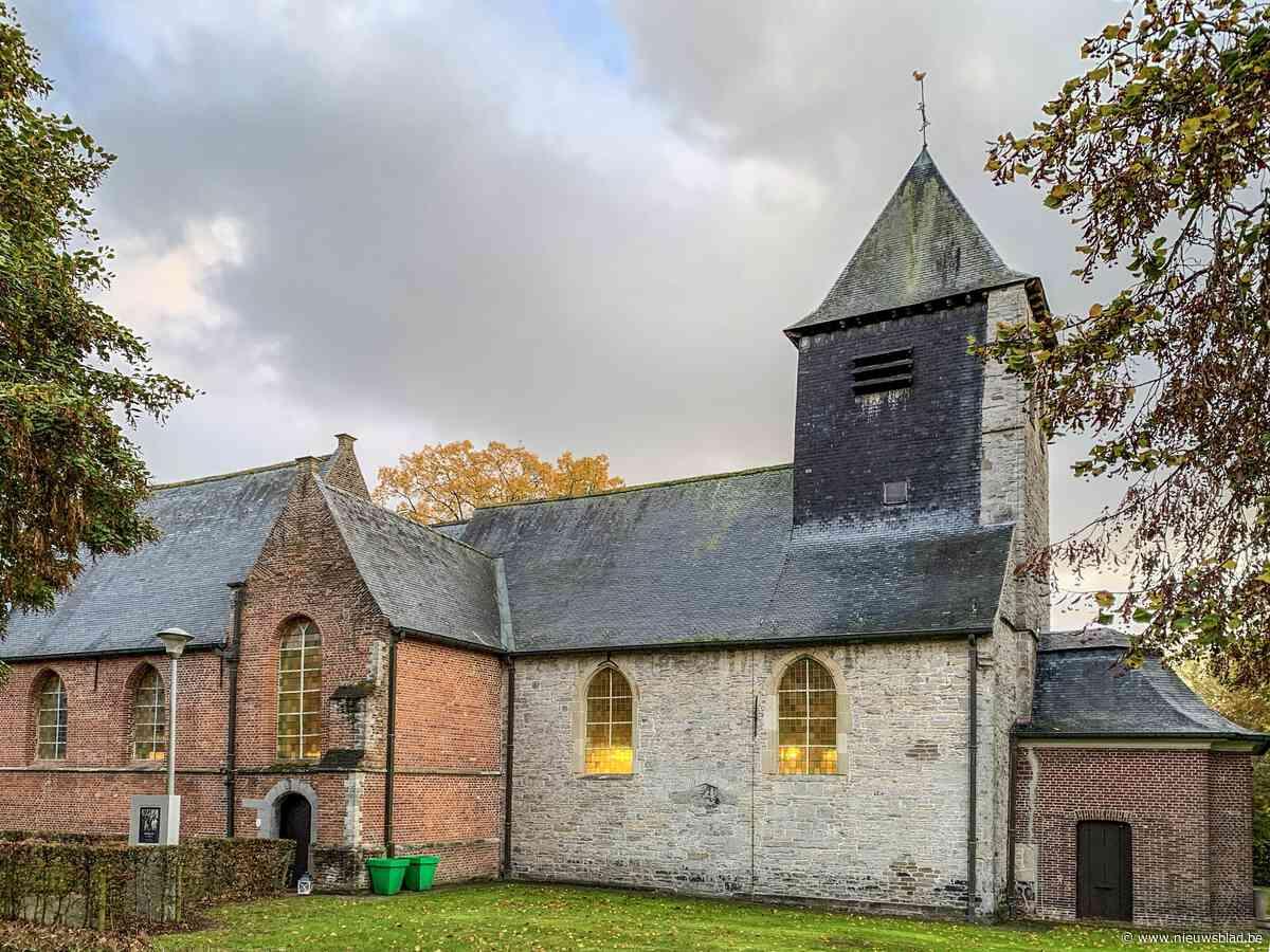 Oude Kerk Vichte wordt tijdelijk gesloten