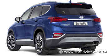 2020 Hyundai Santa Fe pricing and specs: Petrol V6 returns