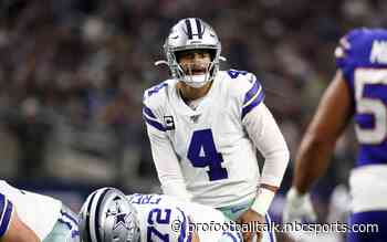 Dak Prescott says it's put up or shut up time for Cowboys