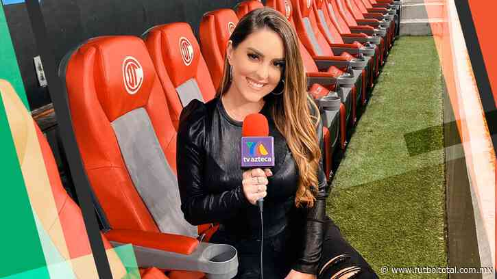 Patty López de la Cerda le dice adiós a TV Azteca