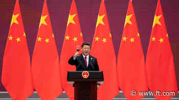 Will China be a global player or split the world economy?
