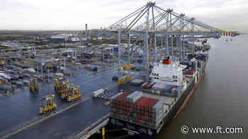 Tech and changing labour costs set to transform shipping