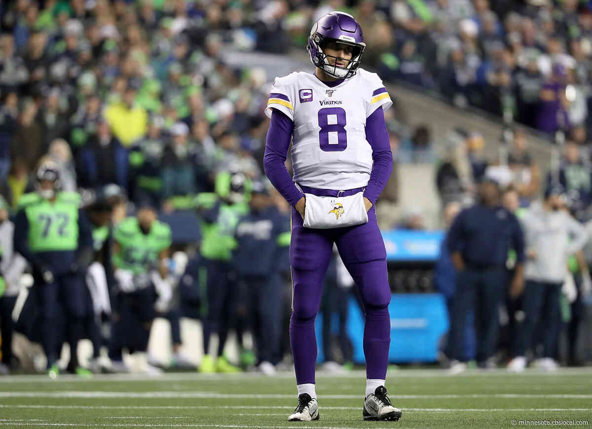 Seahawks Take Over 1st Place In NFC West In 37-30 Win Over Vikings
