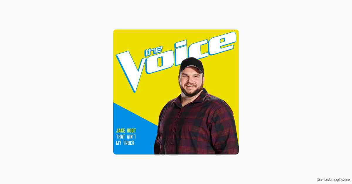 That Ain't My Truck (The Voice Performance) - Jake Hoot