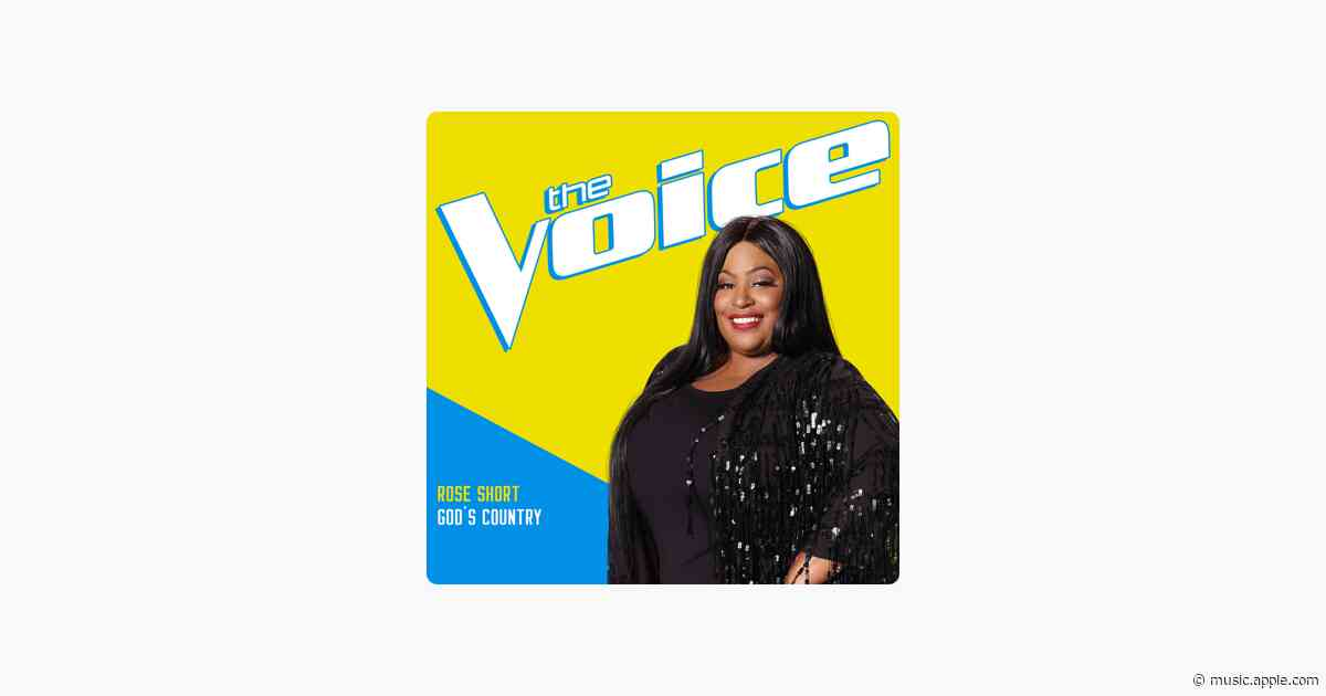God's Country (The Voice Performance) - Rose Short