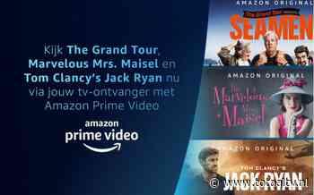 KPN voegt Amazon Prime Video toe