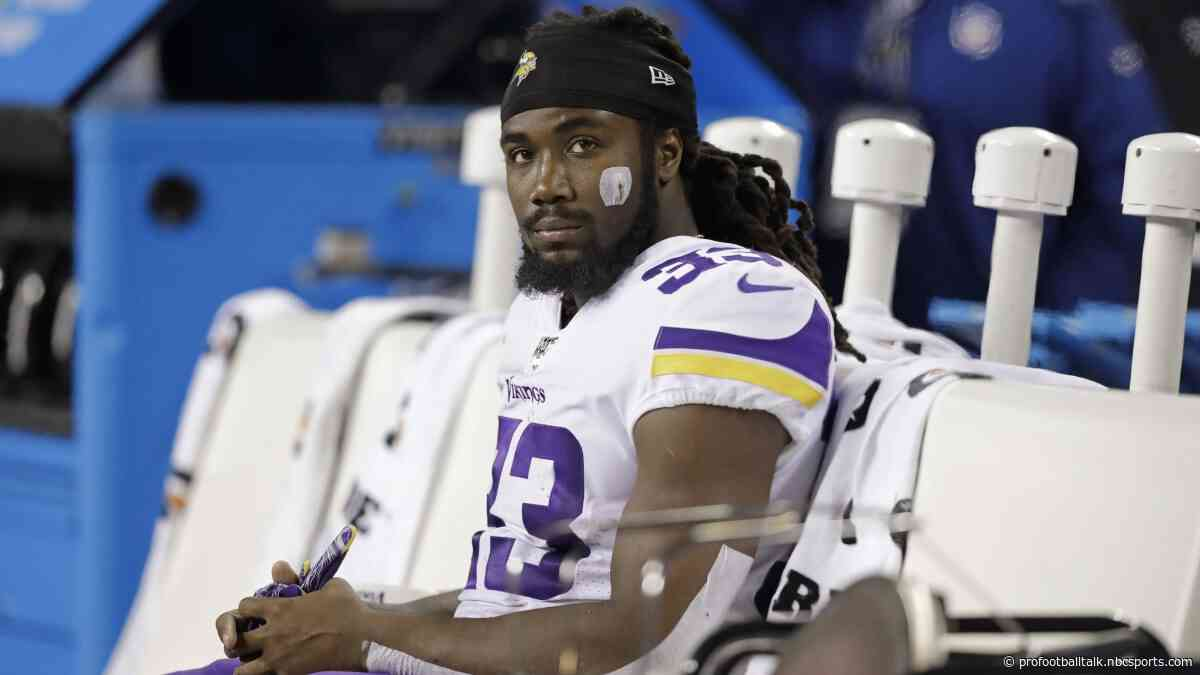 Dalvin Cook expects to play next week after exiting loss to Seahawks with chest injury