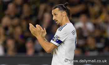 Zlatan Ibrahimovic 'snubs Premier League return as he agrees deal with AC Milan'