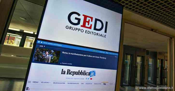 Gruppo Gedi, la Cir dei De Benedetti vende la quota di controllo alla Exor degli Agnelli: operazione da 102,4 milioni