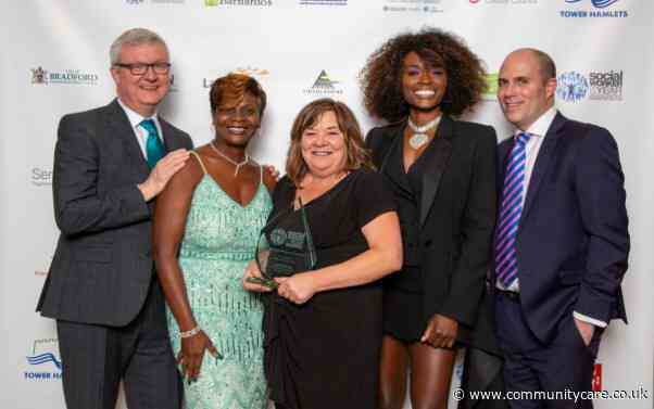 Social Worker of the Year Awards: Rotherham leaving care manager wins overall prize