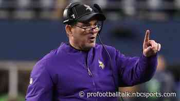 Mike Zimmer: Vikings are 8-4, one loss is not the end of the world