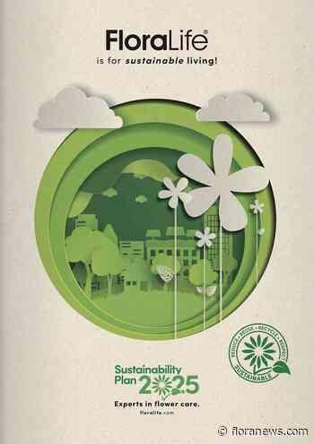 Floralife lanceert duurzaamheidsinitiatief voor 2025