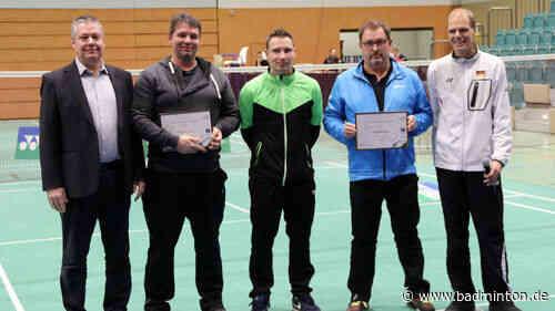 Mathias Jauk und Heinz Kelzenberg ausgezeichnet