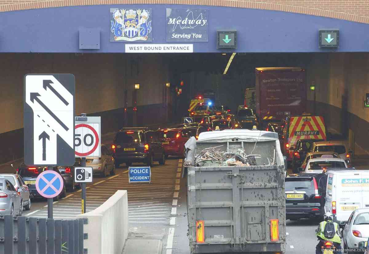 Tunnel repairs might not go ahead