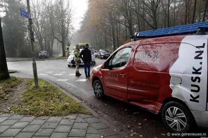 Flinke schade bij aanrijding berucht kruispunt Arnhem