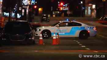 2 men in hospital after separate shooting incidents in Montreal