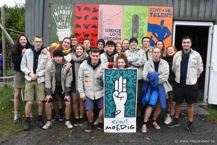 Scouts Sint-Rochus organiseren opnieuw nieuwjaarsfuif