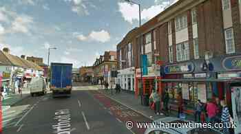Man stabbed nearby South Harrow station