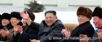 [EN IMAGES] Corée du Nord: Kim inaugure un projet titanesque de ville nouvelle