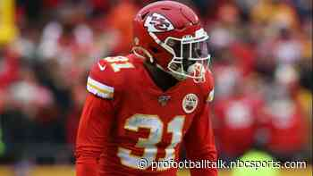 """""""Pretty good chance"""" Darrel Williams out for Chiefs this week"""