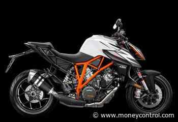 KTM 1290 Super Duke to debut at India Bike Week