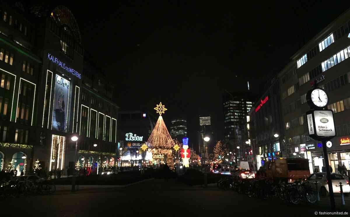 Deutscher Einzelhandel erzielt fast ein Fünftel seines Jahresumsatzes im Weihnachtsgeschäft