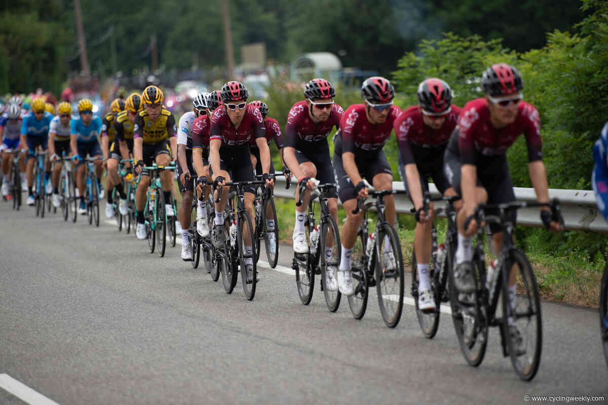 Team Ineos will race in same kit for 2020