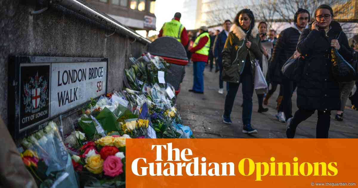 The London Bridge attack must not stop our vital work to tackle terrorism | Pen Mendonça