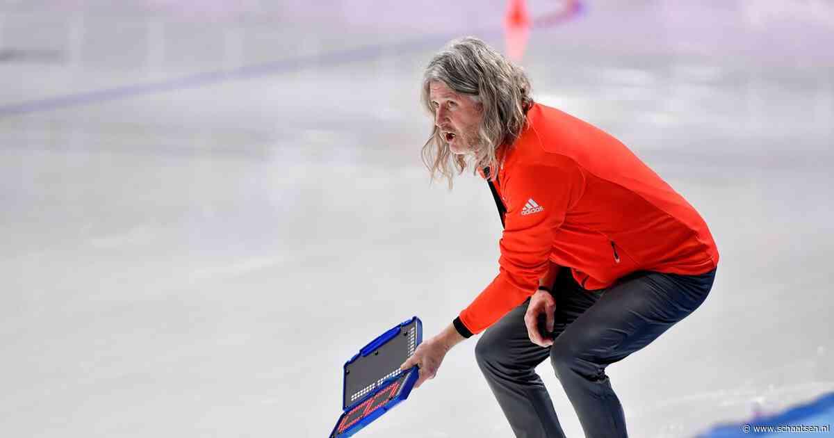 Mueller ontslagen als bondscoach van Finse schaatsploeg