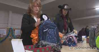 18-year-old takes over Calgary Christmas backpack charity