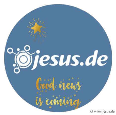 "Weihnachten: ""Good News is coming"""
