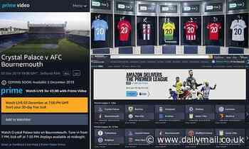 Amazon Prime Q&A ahead of Premier League debut