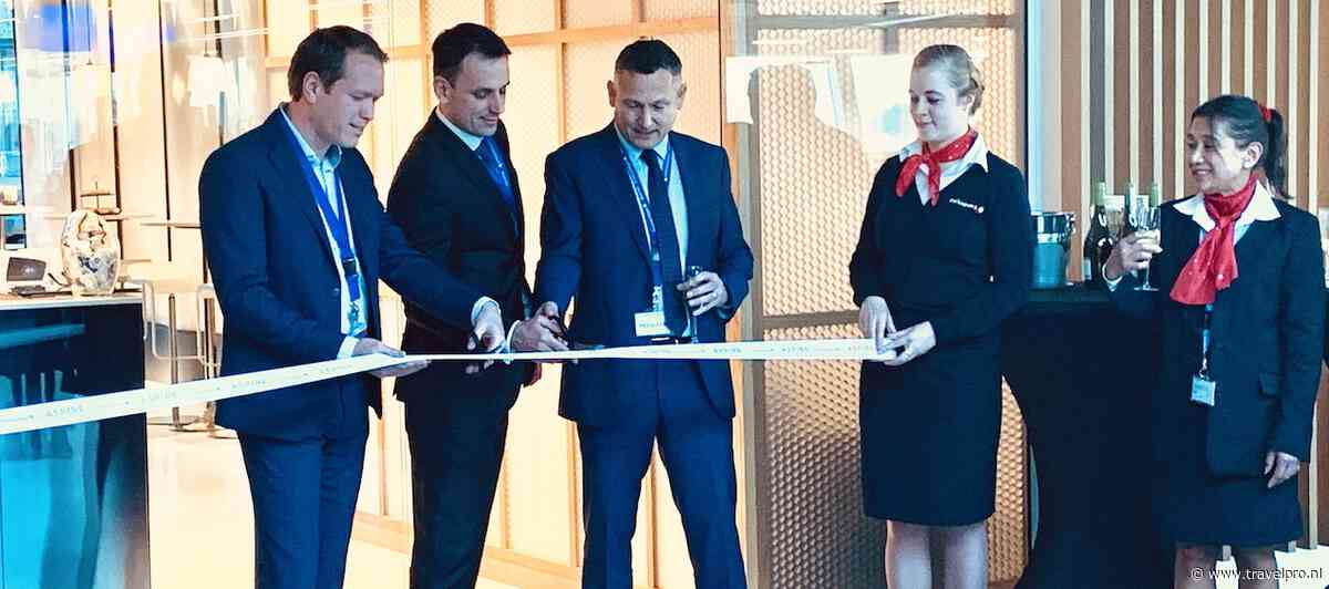 Eindhoven Airport opent Aspire Lounge