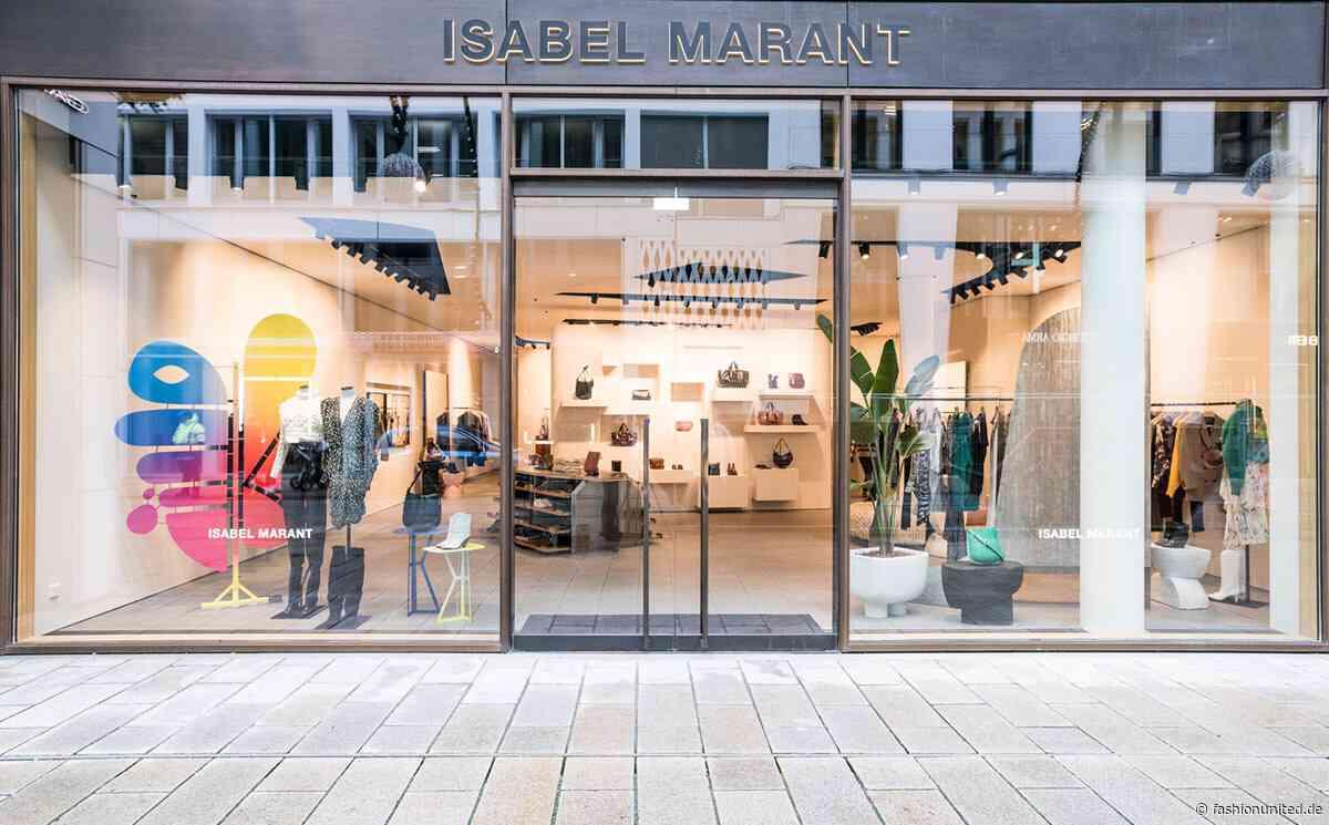 In Bildern: Der zweite Laden von Isabel Marant in Hamburg
