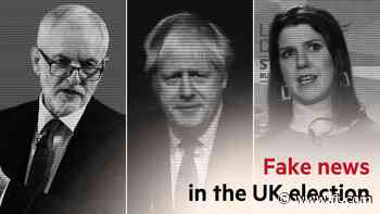 Dodgy data and doctored videos: how fake news is influencing the UK election