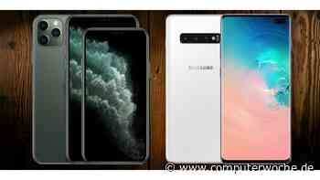 Gartner: iPhone verliert Marktanteile an Samsung
