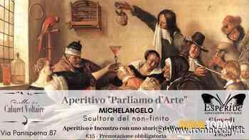 """Aperitivo """"Parliamo d'arte"""": Michelangelo, scultore del non-finito"""