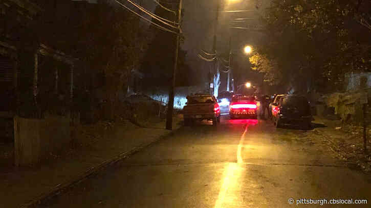 Police: Wilkinsburg Shooting Victim Found Hiding Under Vehicle