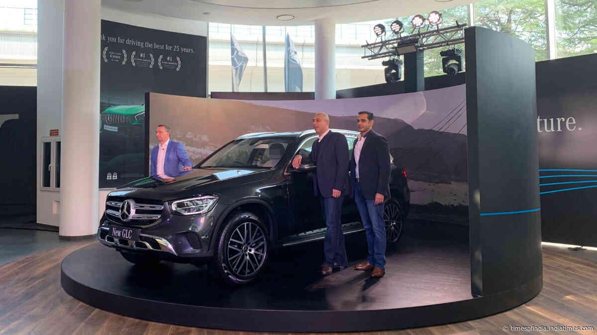 Mercedes-Benz GLC 2020 facelift: First look