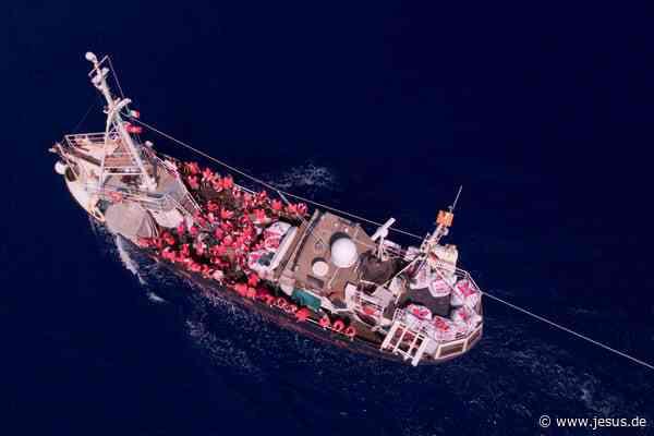 Kirchen und Freikirchen unterstützen Aktionsbündnis für Seenotrettung