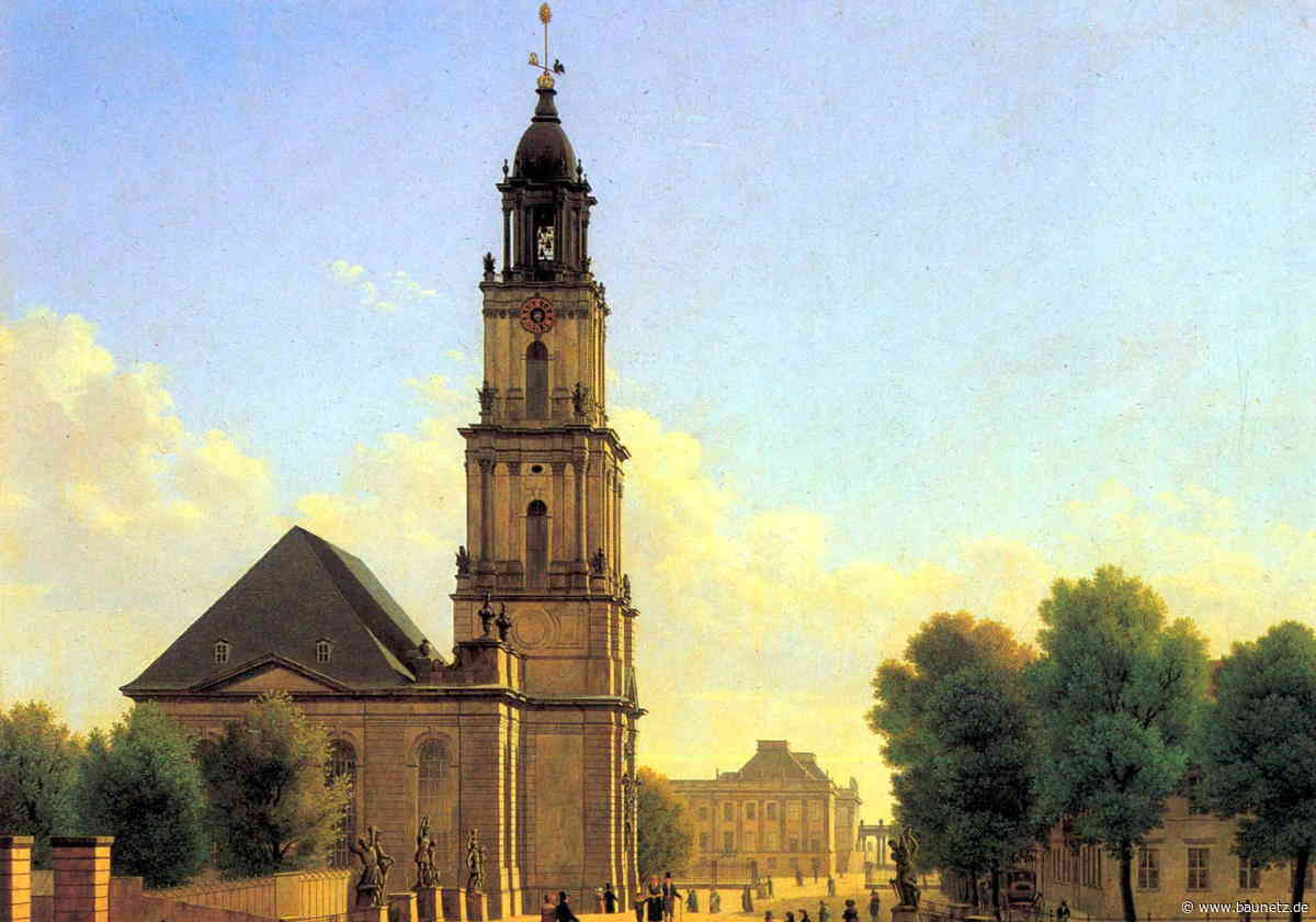 Causa Garnisonkirche - Streitgespräch mit Philipp Oswalt in Berlin