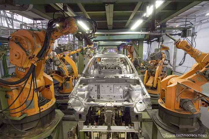 Top Ten U.S. Cities Most Likely To Lose Jobs To Robots