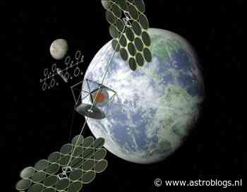 China kondigt bouw aan van in de ruimte gestationeerd zonnestation