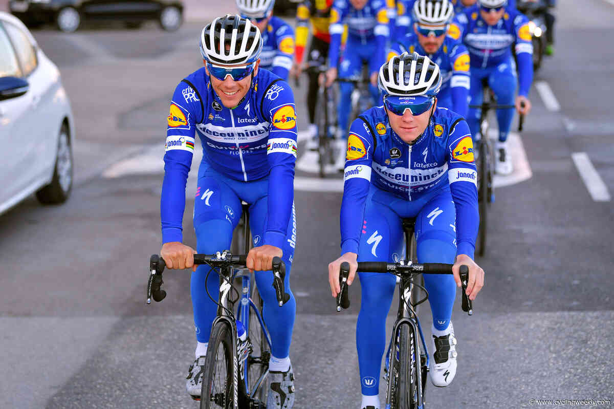 Philippe Gilbert thought Remco Evenepoel was 'arrogant' at first and didn't take him seriously
