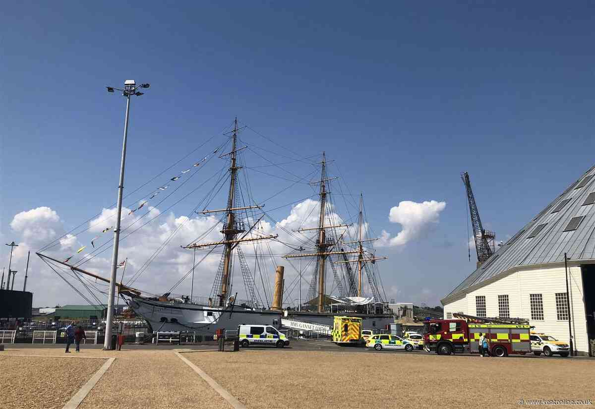 Family's 'grave concerns' over dockyard death