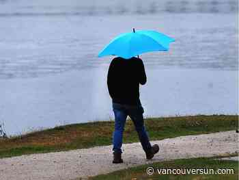 Vancouver weather: Periods of drizzle expected