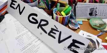 C'est la grève: près de la moitié des écoles fermées jeudi à Nice, du jamais vu depuis 5 ans