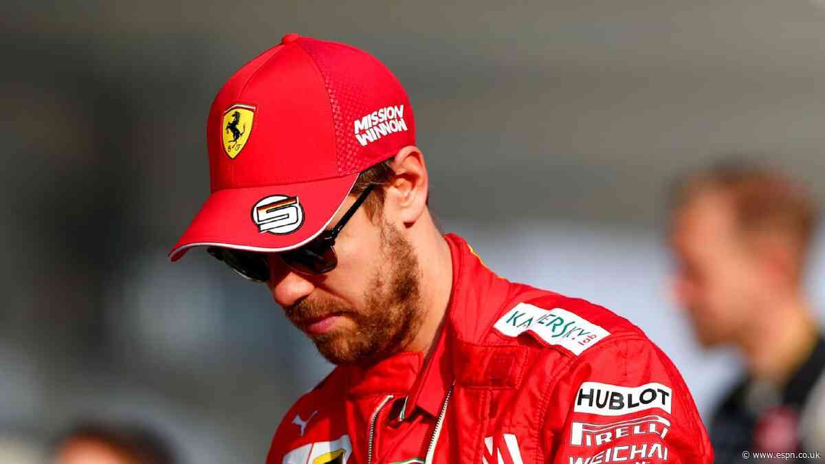 Vettel: I must do better in 2020