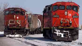 CN Rail expects smaller profits in wake of strike